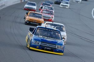Todd Gilliland, Front Row Motorsports, Ford F-150 Speedcox