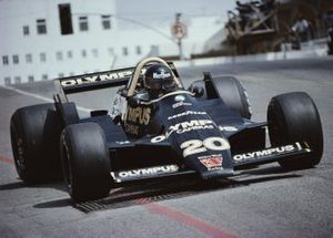 James Hunt, Wolf WR7 Ford