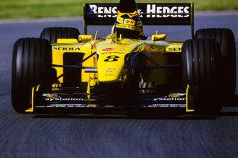 Heinz-Harald Frentzen, Jordan 199 Mugen-Honda
