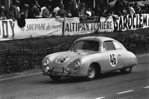 Gustave Olivier, Eugéne Martin, Porsche 356