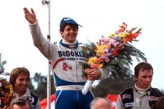 Podium: 1. Jody Scheckter, 2. Jacques Laffite, 3. Didier Pironi