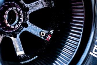 Wheel rim of Lance Stroll, Racing Point