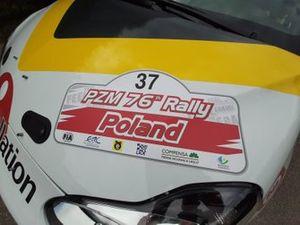 Rally Poland, FIA ERC
