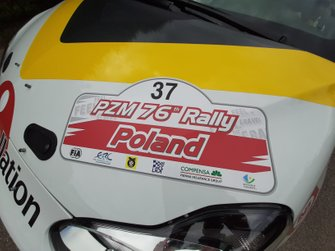 Rally Poland, FIA ERC