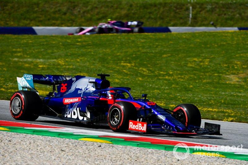 17 - Daniil Kvyat, Toro Rosso STR14