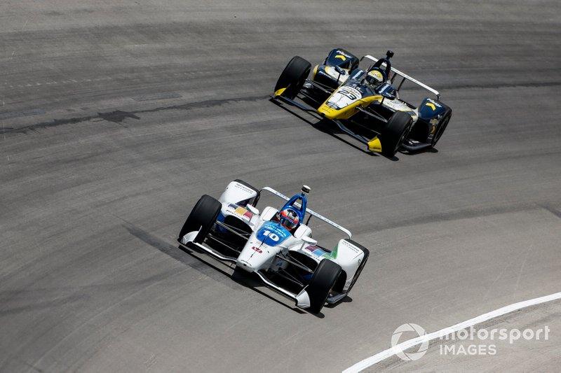 Felix Rosenqvist, Chip Ganassi Racing Honda