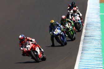Michael Ruben Rinaldi, Barni Racing Team, Sandro Cortese, GRT Yamaha WorldSBK