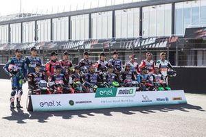 All MotoE riders