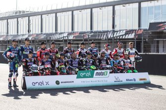 All MotoE riders