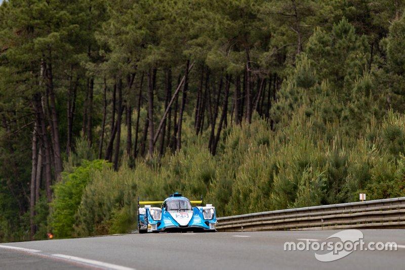 #25 Algarve Pro Racing Ligier JSP217 Gibson: David Zollinger, Andrea Pizzitola, John Falb, James French