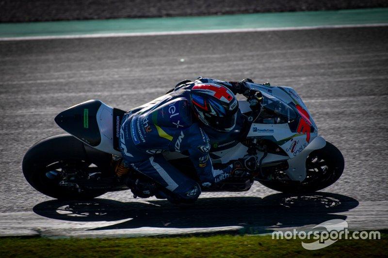 Bradley Smith, One Energy Racing