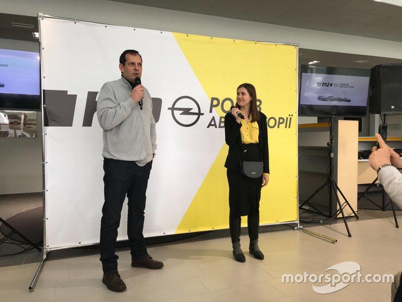 Презентація бренду Opel у Львові