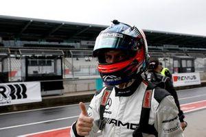 #6 Mercedes AMG Team Black Falcon Mercedes AMG GT3: Yelmer Buurman