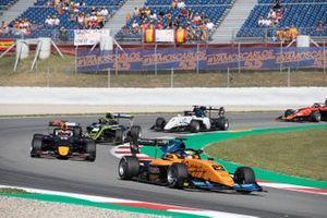 Alexander Peroni, Campos Racing en Yuki Tsunoda, Jenzer Motorsport