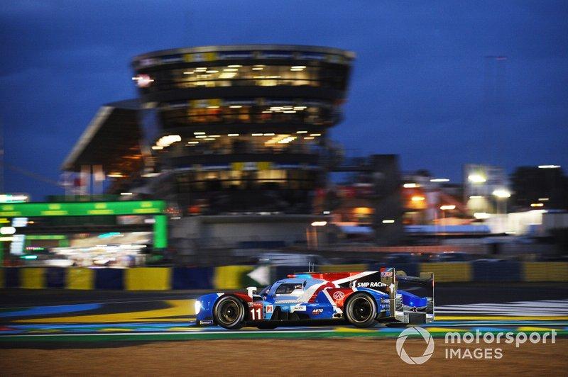#11 SMP Racing