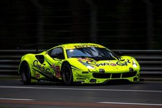 #57 CarGuy Racing, Ferrari 488 GTE: Takeshi Kimura, Kei Cozzolino, Come Ledogar
