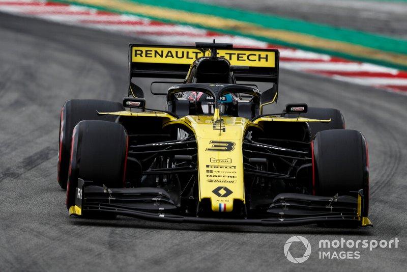 Daniel Ricciardo - Renault: 7 puan