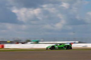 #488 Rinaldi Racing Ferrari 488 GT3: Pierre Ehret, Martin Berry, Jose Manuel Balbiani