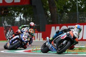 Toprak Razgatlioglu, Turkish Puccetti Racing, Michael van der Mark, Pata Yamaha