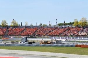 Les fans de Max Verstappen, Red Bull Racing