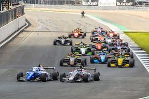 Alexander Smolyar, R-ACE GP, Oscar Piastri, R-ACE GP