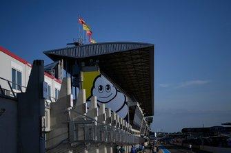 Ambiente en Le Mans