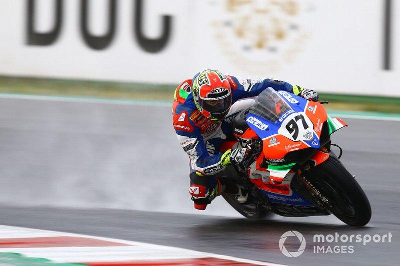 Samuele Cavalieri, Motocorsa Racing