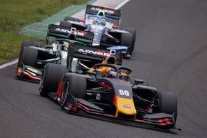 Лукас Ауэр, B-MAX Racing with Motopark, Ник Кэссиди, Vantelin Team TOM'S, и Алекс Палоу, TCS Nakajima Racing