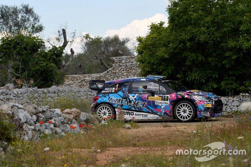 Simone Miele, Roberto Mometti, Citroen DS3 WRC, Giesse Promotion