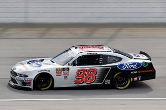 Chase Briscoe, Stewart-Haas Racing, Ford Mustang Ford Performance