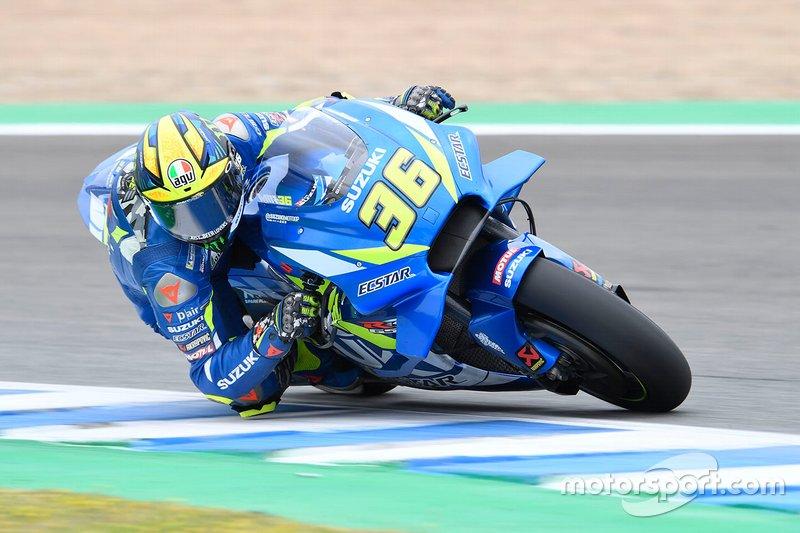 #36 Joan Mir, Team Suzuki MotoGP, confirmado para 2020