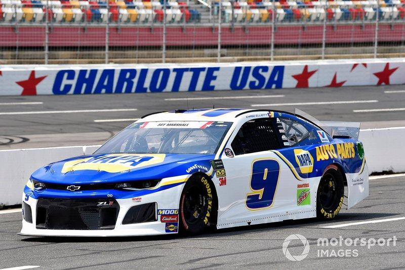 Chase Elliott, Hendrick Motorsports, Chevrolet Camaro NAPA ...