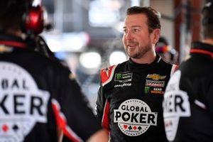 Kurt Busch, Chip Ganassi Racing, Chevrolet Camaro Global Poker