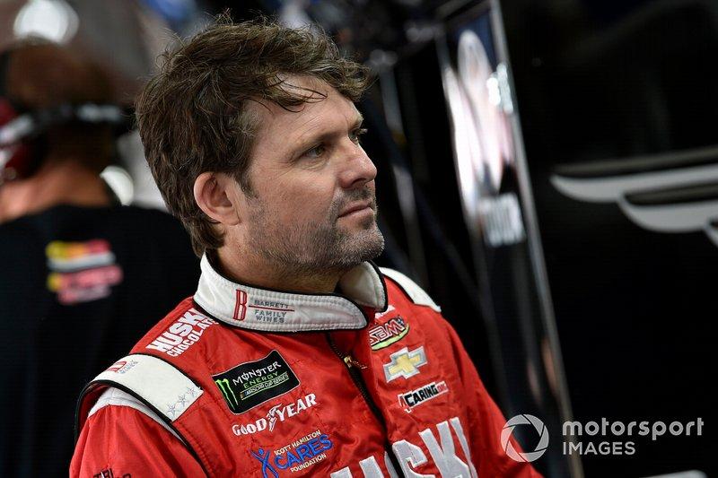 Stanton Barrett, Rick Ware Racing, Ford Mustang HUSKI CHOCOLATE