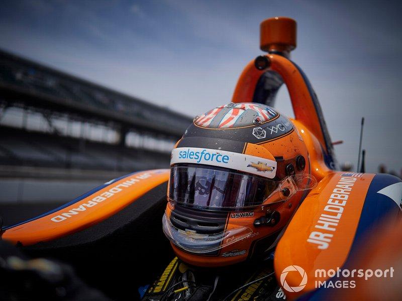 JR Hildebrand, Dreyer & Reinbold Racing Chevrolet