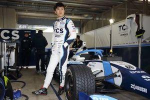 Tadasuke Makino (TCS NAKAJIMA RACING)