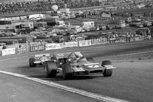 Jack Brabham, Brabham BT33, Jackie Stewart, March 701