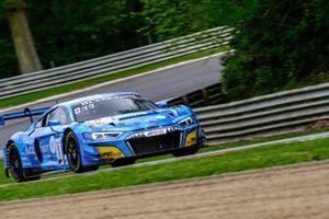 #11 Phoenix Racing Audi R8 LMS GT3 2019: Finlay Hutchison, Frederic Vervisch