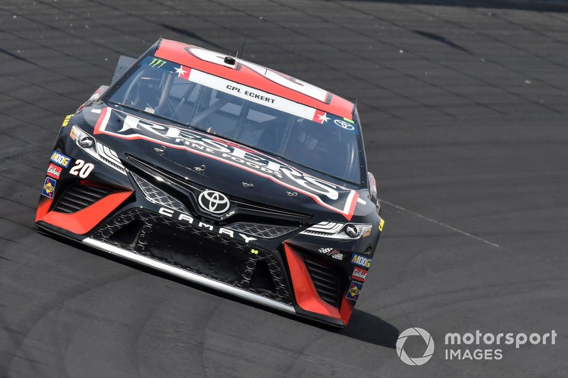 2. Erik Jones, Joe Gibbs Racing, Toyota Camry