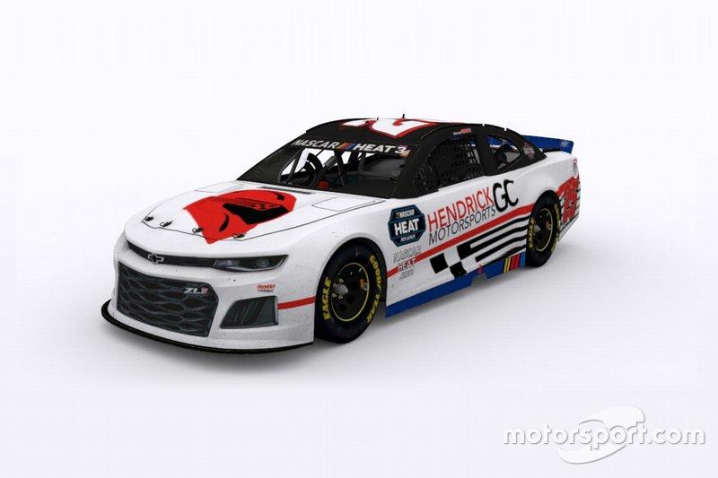 Nick Jobes - Hendrick Motorsports (PS4)