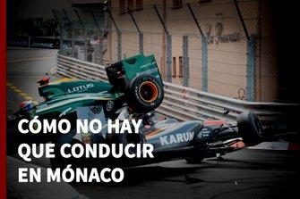 Cómo no hay que conducir en Mónaco