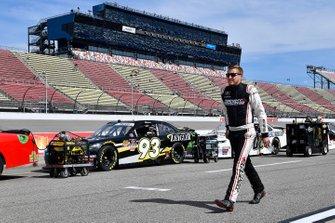 Garrett Smithley, JD Motorsports, Chevrolet Camaro Victory Lane