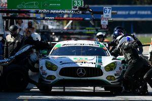#33 Riley Motorsports Mercedes AMG GT3, GTD: Jeroen Bleekemolen, Ben Keating, Luca Stolz
