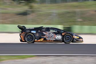 Lamborghini Huracan Super Trofeo Evo #219, FFF Racing Team: Jack Bartholomew, James Pull