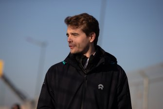 Tom Dillmann, NIO Formula E Team