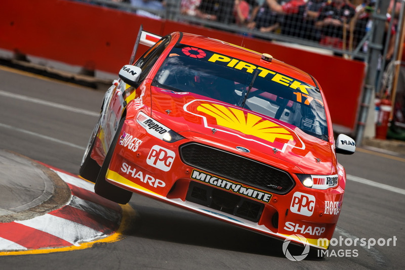 Scott McLaughlin – 17 Siege