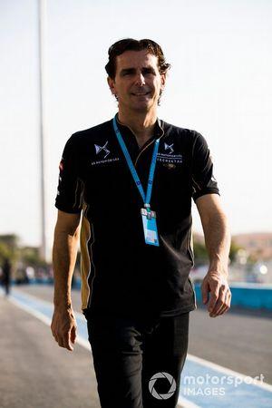 Pedro de la Rosa, Techeetah.