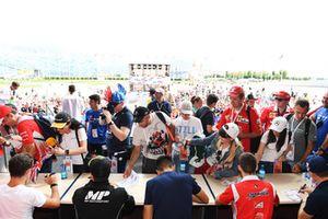 Lando Norris, Carlin, Dorian Boccolacci, MP Motorsport, Alexander Albon, DAMS, Louis Deletraz, Charouz Racing System