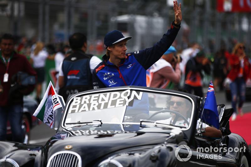 Mexikói Nagydíj - F1 2018