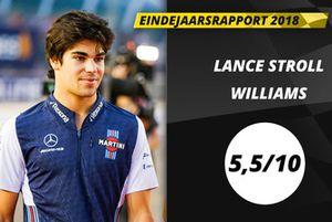 Eindrapport 2018: Lance Stroll, Williams